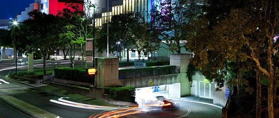 Parking at QPAC - Queensland Performing Arts Centre (QPAC)