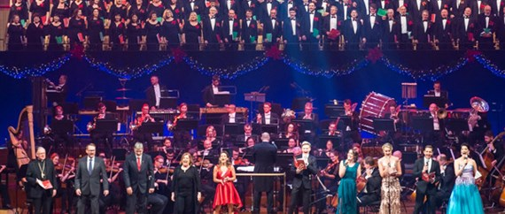 Spirit of Christmas 2018 - Queensland Performing Arts Centre