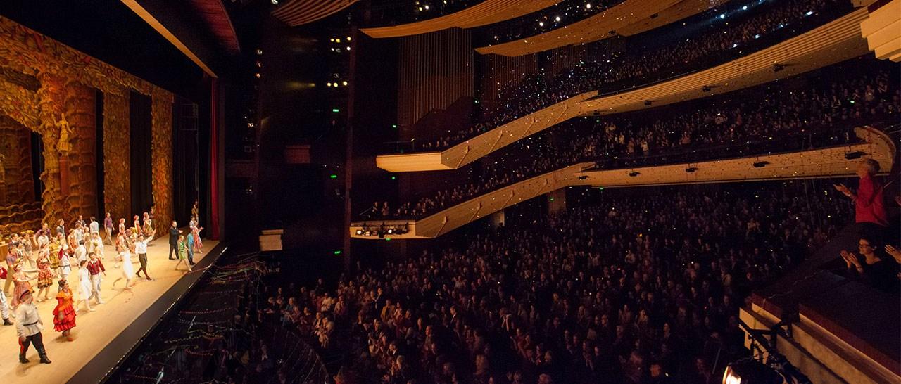 Lyric Theatre Seating Map Brisbane