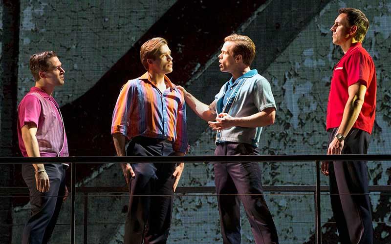 Jersey Boys - Queensland Performing Arts Centre (QPAC)