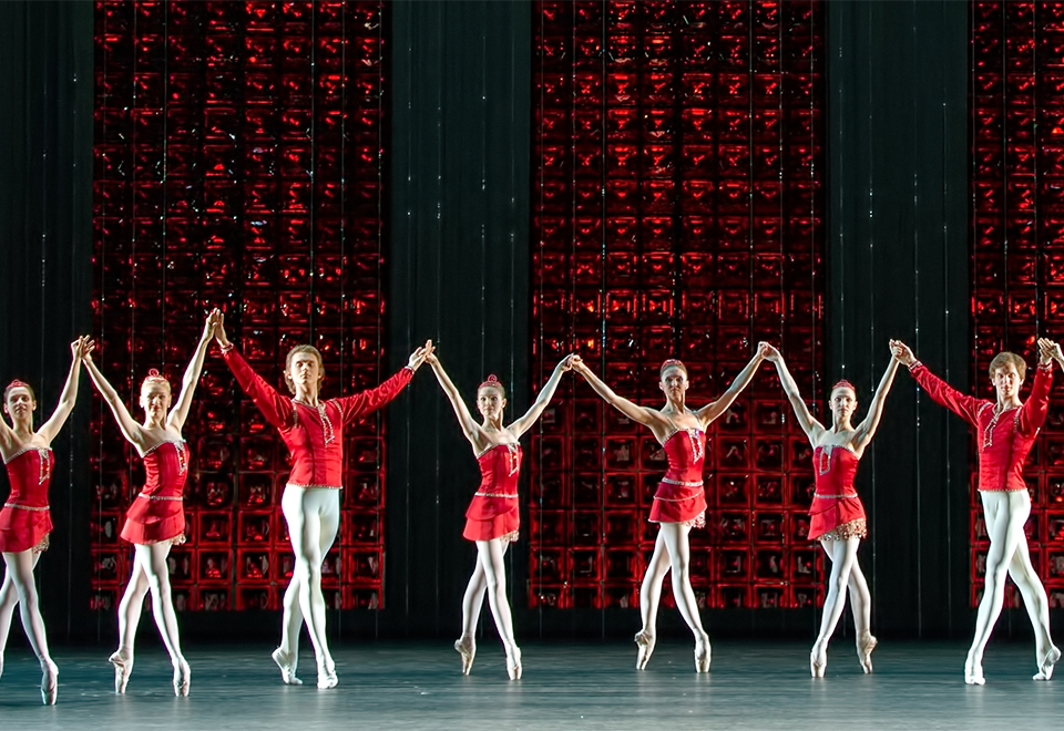 Bolshoi Ballet's Jewels