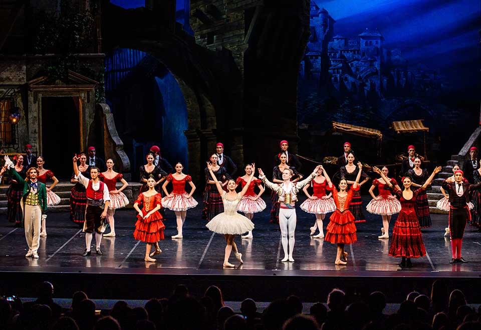 Thank you La Scala Ballet