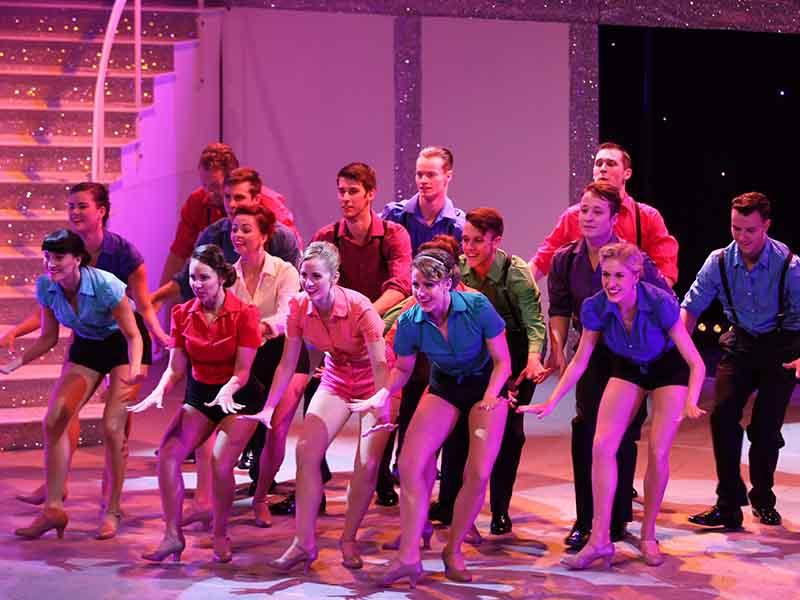 Puttin' On The Ritz - Queensland Performing Arts Centre (QPAC)