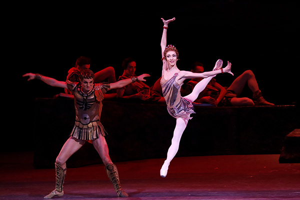 Bolshoi Ballet – Spartacus - Queensland Performing Arts Centre (QPAC)