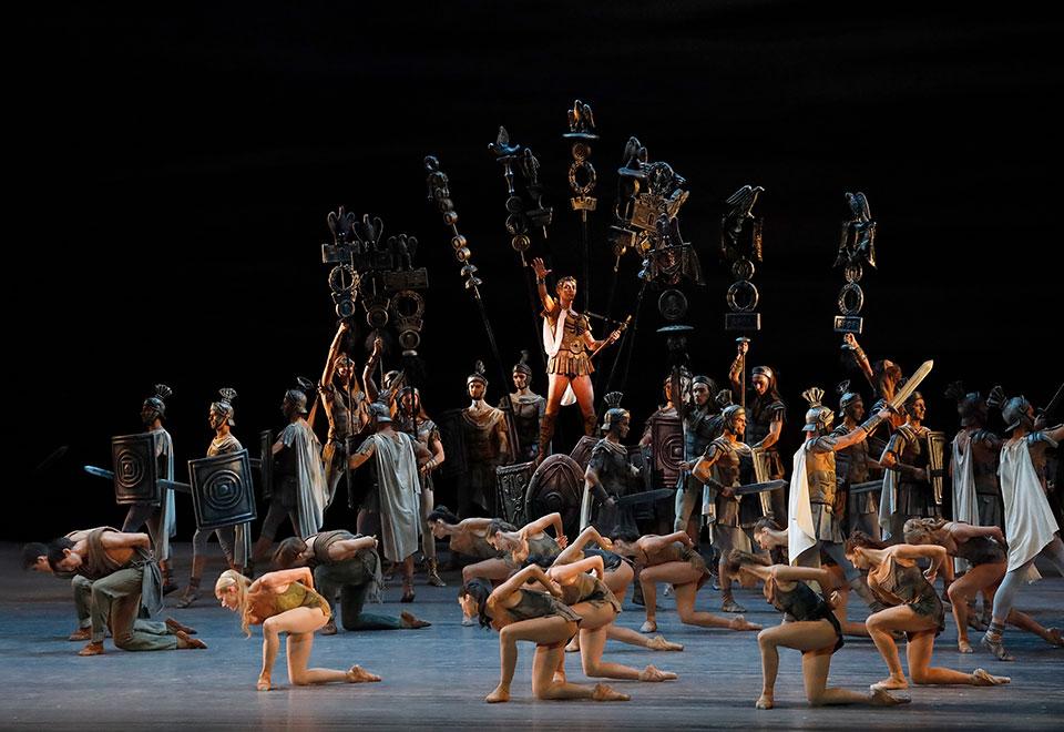 Bolshoi Ballet's Spartacus Act I