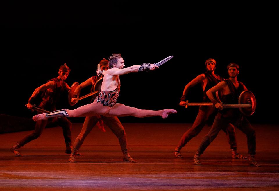 Bolshoi Ballet's Spartacus Act III