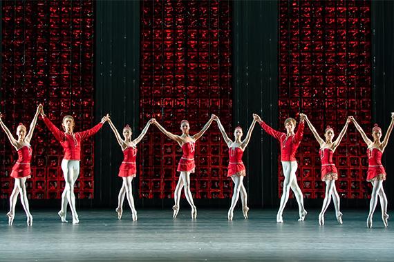 Bolshoi Ballet's Jewels