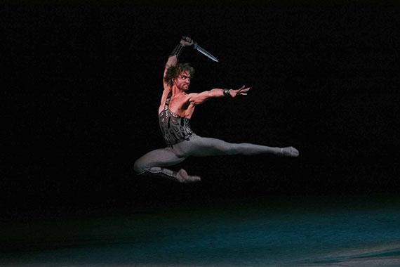 Bolshoi Ballet's Spartacus
