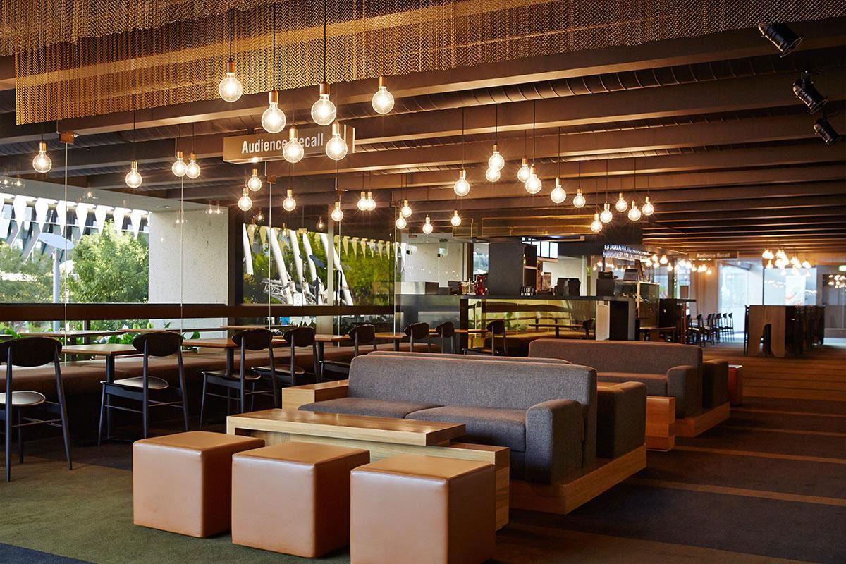 Russell Street Wine Bar Qpac South Bank Restaurants