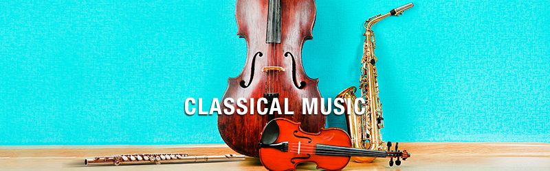 Explore classical music productions made available online