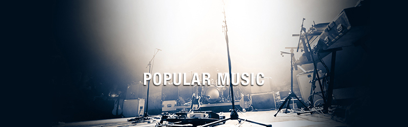 Explore popular music productions made available online