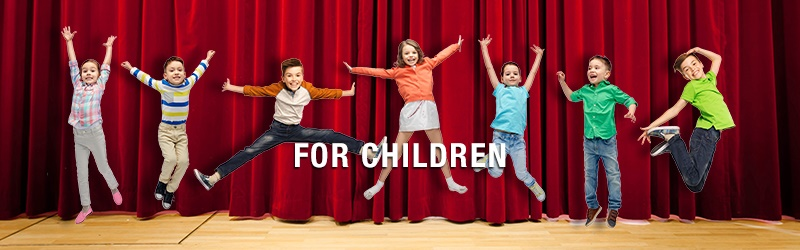 Explore productions for children made available online