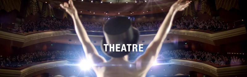 Explore theatre productions made available online