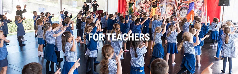 Explore productions for schools made available online