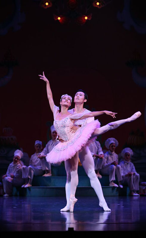 Queensland Ballet S The Nutcracker Playhouse Qpac