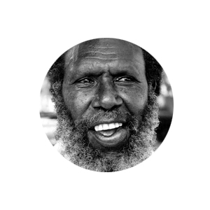 Eddie Mabo Photo: Jim McEwan