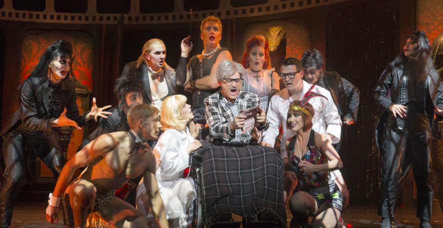 Richard Obriens The Rocky Horror Show Queensland Performing Arts