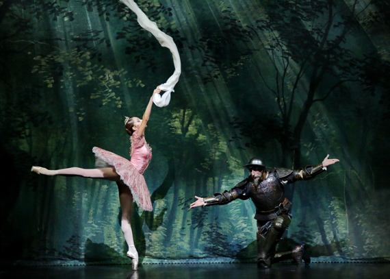 Don Quixote, featuring Nicoletta Manni & Giuseppe Conte – Photo By Marco Brescia & Rudy Amisano courtesy of Teatro alla Scala