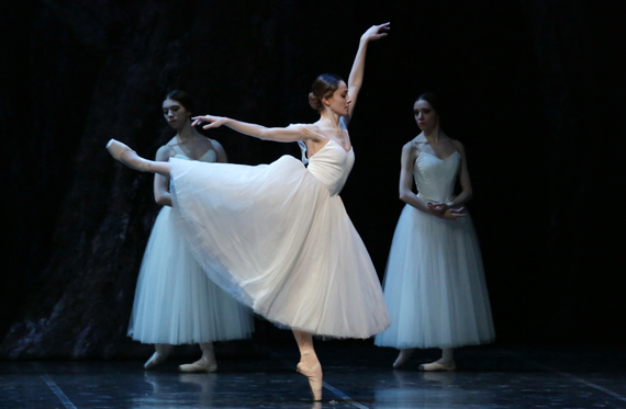 Giselle, featuring Nicoletta Manni – Photo By Marco Brescia & Rudy Amisano courtesy of Teatro alla Scala
