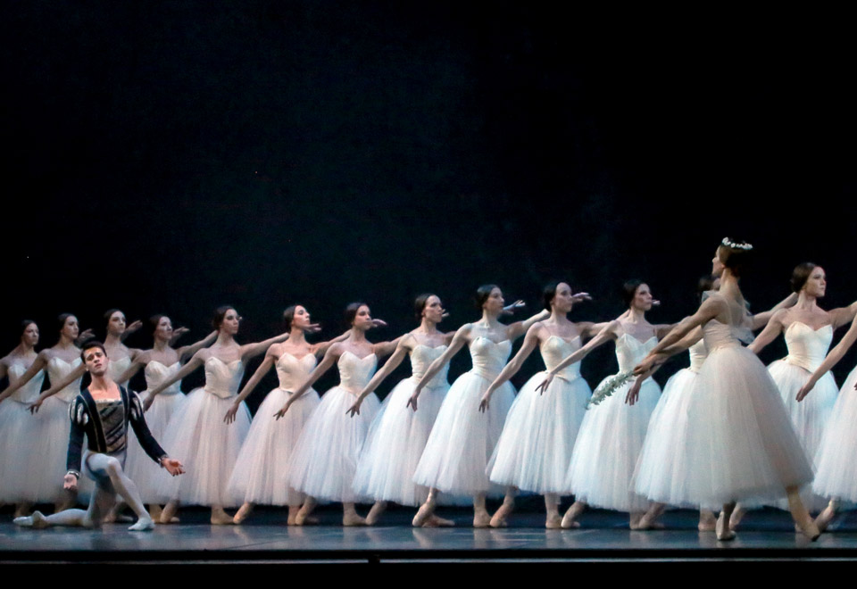 La Scala's Giselle